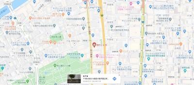 大阪支店 地図